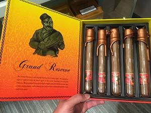 Gurkha Grand Reserve Review